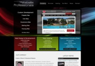 A great web design by Website Professionals, Branson, MO: