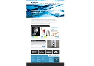 A great web design by Lexus Technologies, New York, NY: