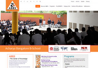 A great web design by Vistas AD Media , Bangalore, India: Website, Web Application , Education , Wordpress