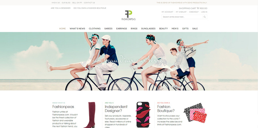A great web design by Creatives Corner, Gurgaon, India: