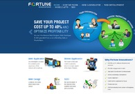 A great web design by Fortune Innovations Chicago, Chicago, IL: