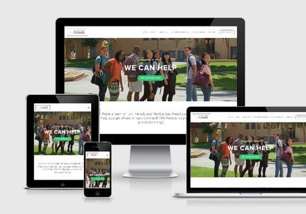 A great web design: Responsive Website, Marketing Website , Education , Other