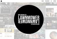 A great web design by Lawnmower Lawnmower, Los Angeles, CA: