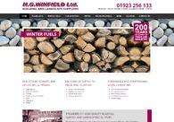 A great web design by Binamic Limited, Slough, United Kingdom: