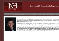 A great web design by Omar Owens Web Design, Memphis, TN: