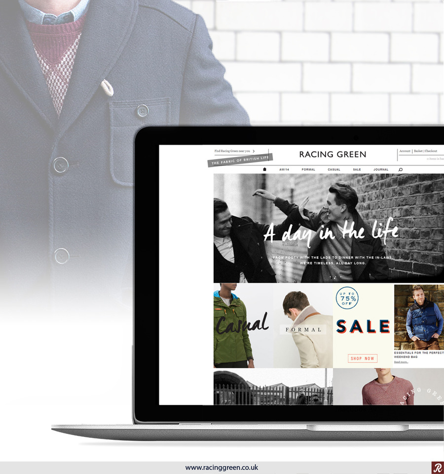A great web design by Remarkable Commerce, Nottingham, United Kingdom: