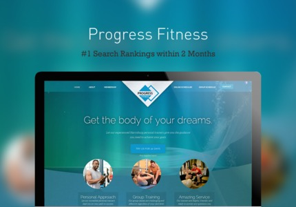 A great web design by Plato Web Design, Philadelphia, PA: Website, Marketing Website , Health & Beauty , Wordpress