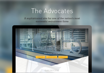 A great web design by Plato Web Design, Philadelphia, PA: Responsive Website, Marketing Website , Legal , Wordpress