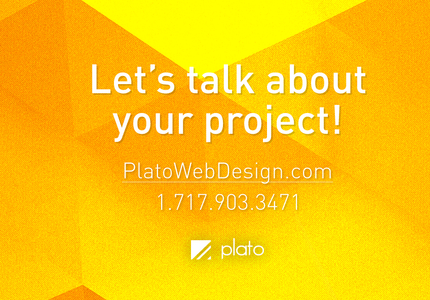 A great web design by Plato Web Design, Philadelphia, PA: