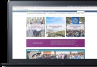 A great web design by 95Visual, Santa Clarita, CA: Responsive Website, Other, Education , Drupal