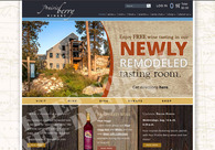 A great web design by 20 Miles North Web Design, Seattle, WA: