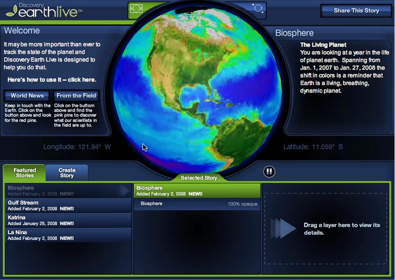 A great web design by EffectiveUI, Denver, CO:
