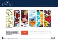 A great web design by Creative Parc, San Antonio, TX:
