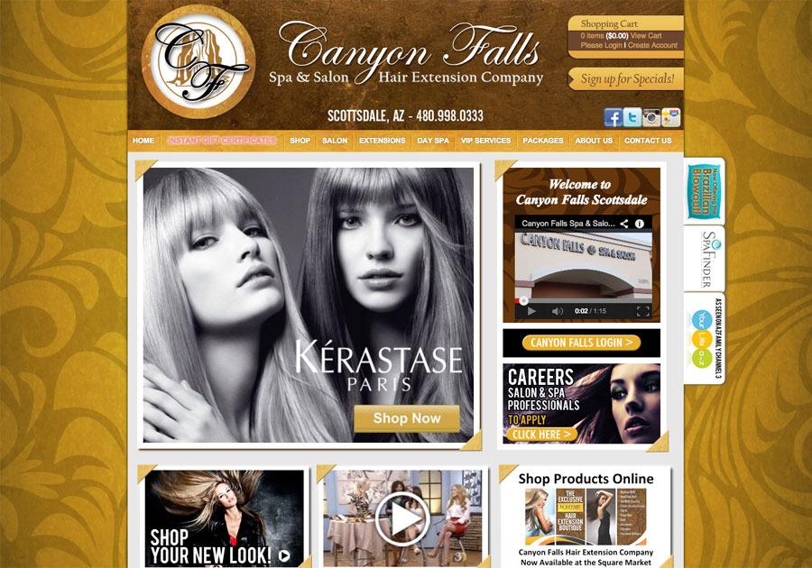 A great web design by BannerView.com, Las Vegas, NV: