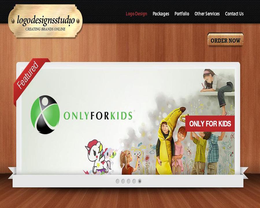 A great web design by Logo Designs Studio, Noida, India:
