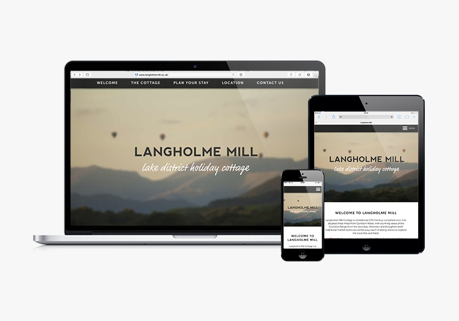 A great web design by Exposure Digital, Ulverston, United Kingdom: Responsive Website, Marketing Website , Hospitality , Wordpress