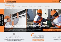 A great web design by Repair Expert, Jeddah, Saudi Arabia: Website, Marketing Website , Service , PHP