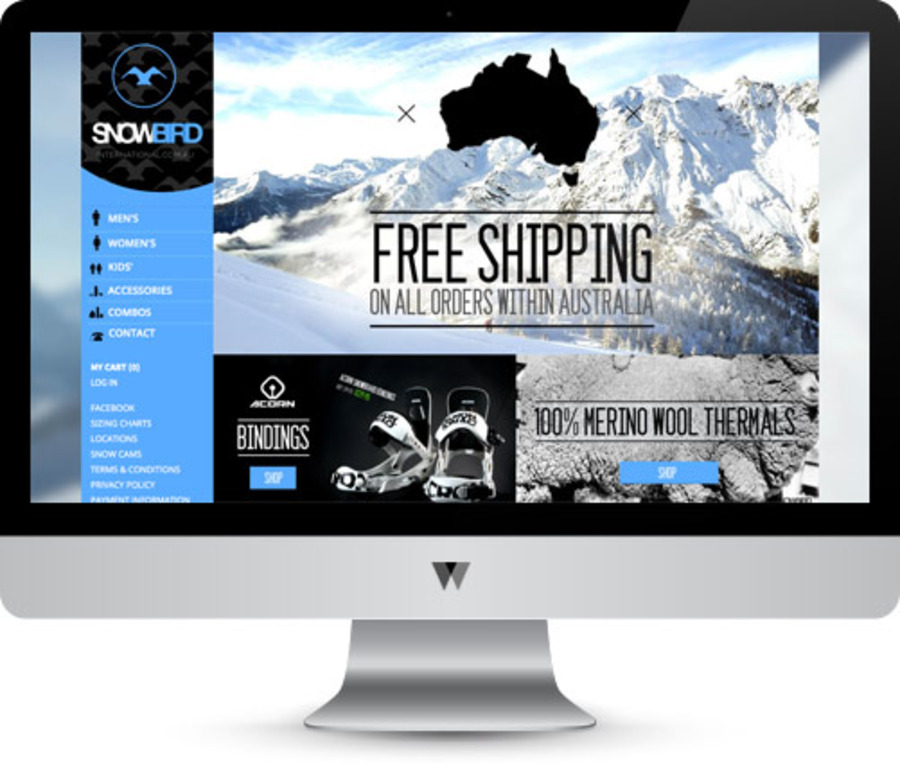 A great web design by Web Weapon, Melbourne, Australia: Responsive Website, E-Commerce , Service , Other