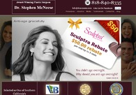 A great web design by Rabbit Clone, San Diego, CA: Website, Other, Health & Beauty , PHP