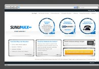 A great web design by Burak Donertas, Istanbul, Turkey: