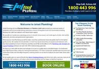 A great web design by Jetset Marketing, Gold Coast, Australia:
