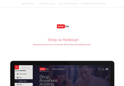 A great web design by drewwilliams.net, Toronto, Canada: Website, E-Commerce , Software , Static HTML