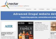 A great web design by Knectar Design, Boston, MA: Responsive Website, Portfolio , Technology , Drupal