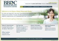 A great web design by Digital Quill Design, Boston, MA: