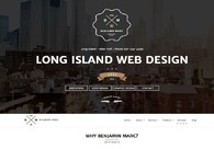 A great web design by Benjamin Marc, New York, NY: