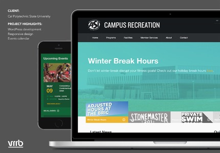 A great web design by Vrrb Interactive, New York, NY: Responsive Website, Marketing Website , Education , Wordpress