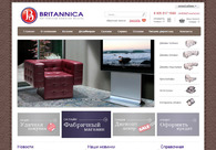 A great web design by DoriFor, Moscow, Russia: Website, E-Commerce , Other, Joomla