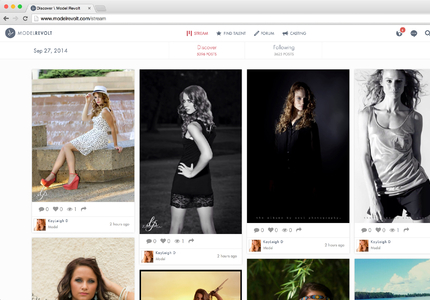 A great web design by Velocis: Responsive Website, Social/Community , Entertainment , Ruby on Rails