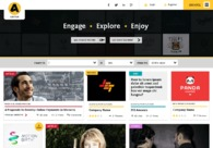 A great web design by Digital-Up, Sydney, Australia: