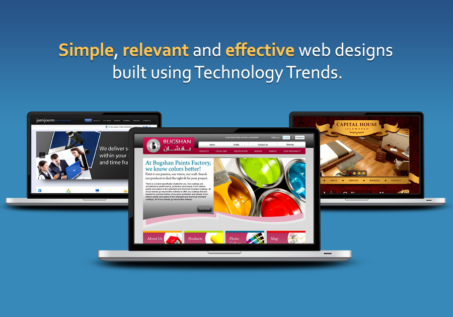 A great web design by DezineGeek, New York, NY: