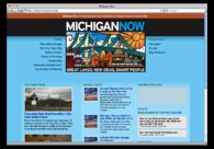 A great web design by Dave Mulder, Lansing, MI: