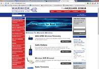 A great web design by Icarus, Warwick, RI: