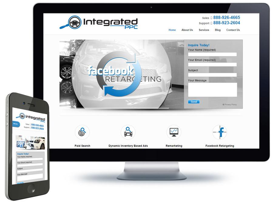 A great web design by Rise of the Web, Seattle, WA: Responsive Website, Marketing Website , Marketing , Wordpress
