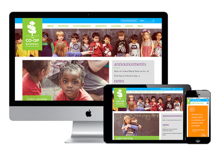 A great web design by Trasaterra: Responsive Website, Marketing Website , Education , Wordpress