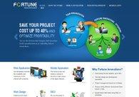 A great web design by Fortune Innovations Dubai, Dubai, United Arab Emirates:
