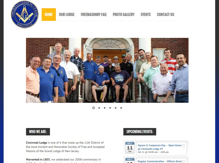A great web design by Top Range Technologies, LLC, Morristown, NJ:
