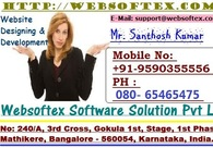 A great web design by Websoftex Software Solutions Pvt Ltd, Bangalore, India: Website, News , Software , ASP.NET