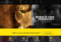 A great web design by Code Lion, Montreal, Canada:
