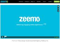 A great web design by Zeemo Pty Ltd., Melbourne, Australia: