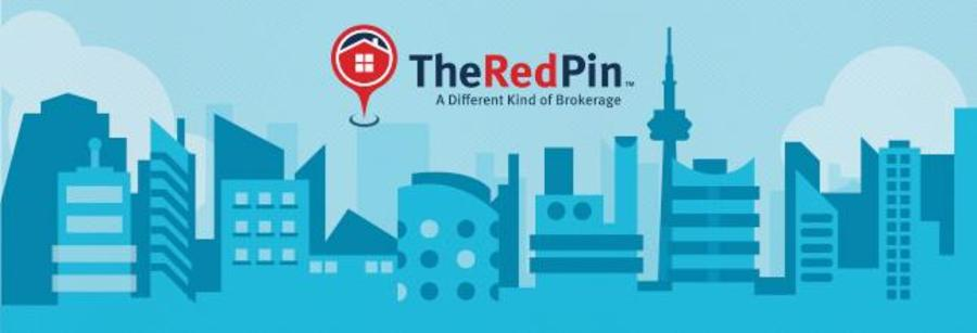 A great web design by TheRedPin, Toronto, Canada: Marketing Website , Real Estate