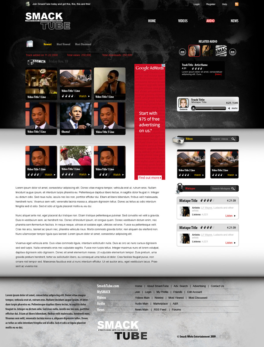 A great web design by Atlanta Web Certified Officials , Atlanta, GA: