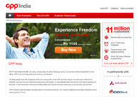 A great web design by Net Solutions, Chandigarh, India: