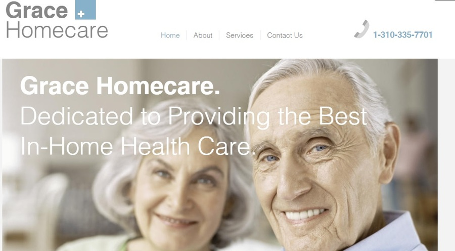 A great web design by Bright Digital, Los Angeles, CA: Responsive Website, Social/Community , Healthcare, Other