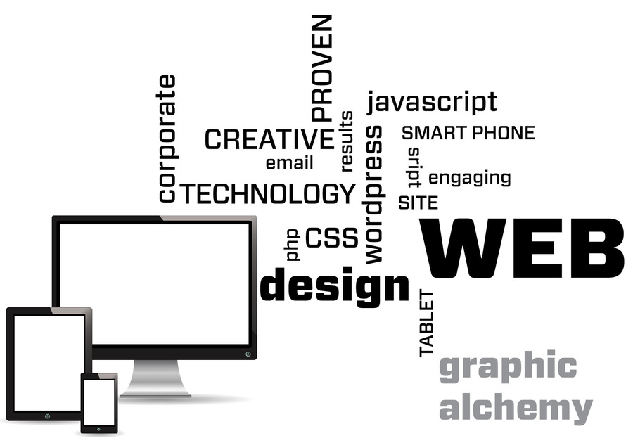 A great web design by Graphic Alchemy, Chicago, IL: