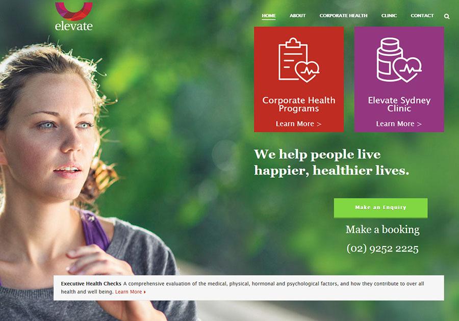 A great web design by Snug Site, Melbourne, Australia: