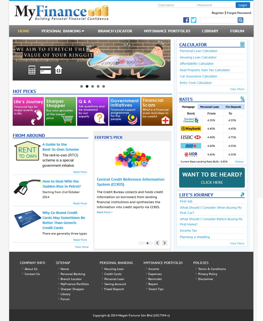 A great web design by Egenz.com, Kuala Lumpur, Malaysia: